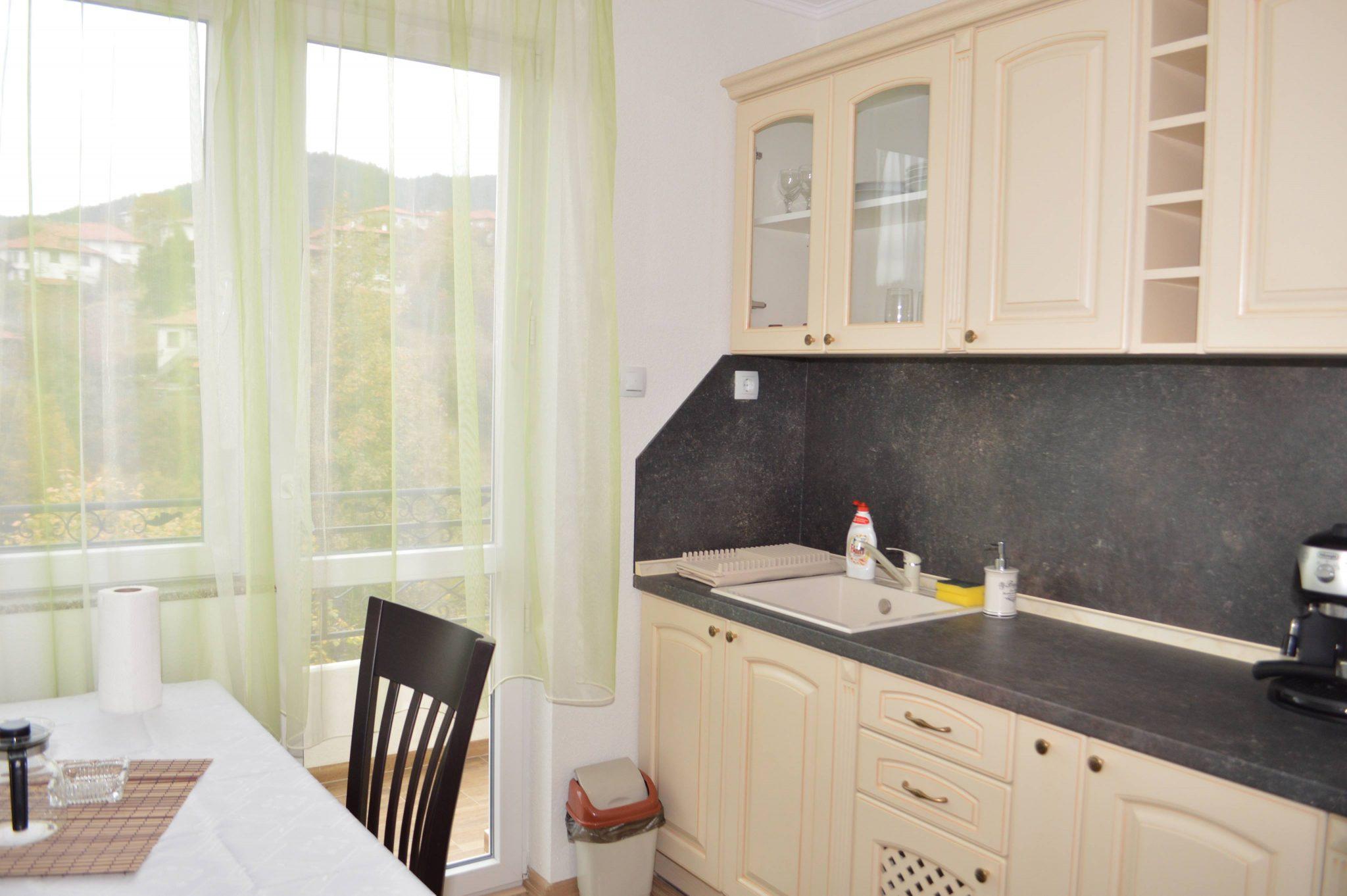 Къща за гости Даяна с. Момчиловци-кухня